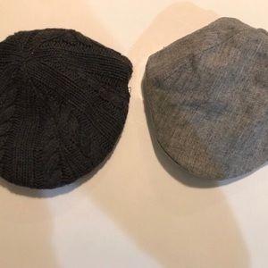Janie & Jack newsboys hats